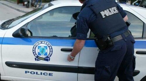 Σύλληψη 51χρονου ημεδαπού για παράβαση του νόμου περί όπλων, σε περιοχή της Κοζάνης