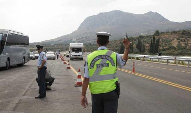 Προσωρινές κυκλοφοριακές ρυθμίσεις στην Εγνατία Οδό στην Ημαθία 1