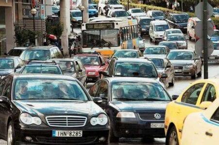 το τελικό σχέδιο για τα τέλη κυκλοφορίας αυτοκινήτων 1