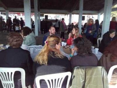 eordaialive.com:Αρκετός κόσμος γιόρτασε τα κούλουμα  στο Πάρκο Εκτάκτων Αναγκών στην Πτολεμαΐδα! (βίντεο) 9