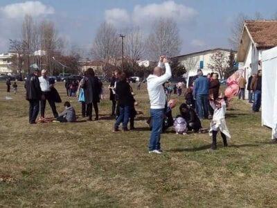 eordaialive.com:Αρκετός κόσμος γιόρτασε τα κούλουμα  στο Πάρκο Εκτάκτων Αναγκών στην Πτολεμαΐδα! (βίντεο) 16