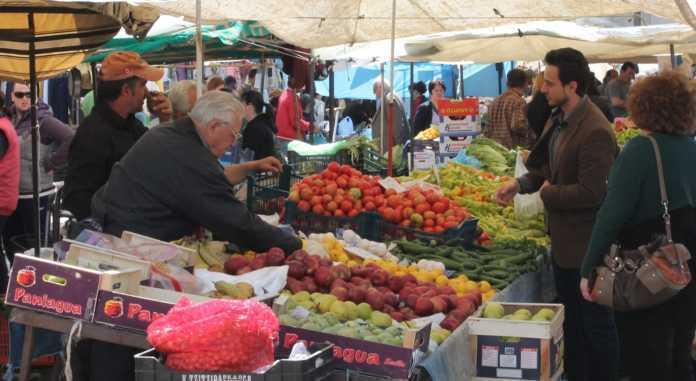 Ενημέρωση για την λειτουργία της λαϊκής αγοράς Πτολεμαΐδας 13/05/2020