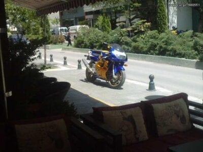 Aγγελία: Πωλείται μοτοσυκλέτα Suzuki GSXR 600 1
