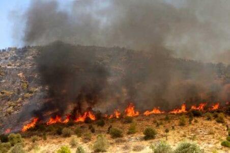 Προληπτική εκκένωση οικισμών στην Π.Ε. Γρεβενών.
