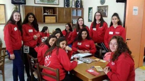 Σταγόνα Ελπίδας : Ευχαριστήριο στα παιδιά του 1ου Γυμνασίου Πτολεμαΐδας (φωτογραφίες) 27