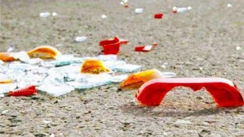 Θανατηφόρο τροχαίο ατύχημα στη Φλώρινα 1