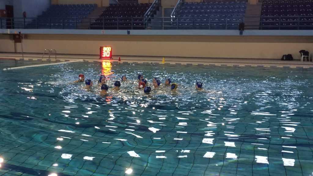 πραγματοποιήθηκαν οι  αγώνες του ομίλου πτολεμαΐδας για την α' φάση του πανελλήνιου πρωταθλήματος υδατοσφαίρισης παίδων 14