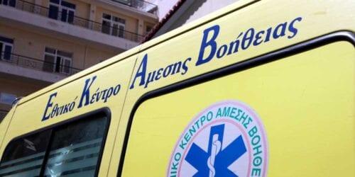 Kοζάνη: Ροτβάιλερ δάγκωσε στο στήθος 7χρονο κοριτσάκι-Μεταφέρθηκε στο Μαμάτσειο με ασθενοφόρο