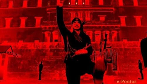 Συνεχίζεται η ψηφοφορία για να φωτιστεί στις 19/05/2019 η Ελληνική Βουλή με κόκκινο και μαύρο χρώμα. 1