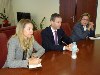 Επίσκεψη του Προξένου των ΗΠΑ στη Θεσσαλονίκη,  στον Περιφερειάρχη Δυτικής Μακεδονίας 9