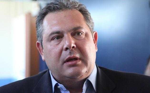 Σχέδιο νέας συμφωνίας με τα Σκόπια πρότεινε ο Πάνος Καμμένος στους Αμερικανούς! 1