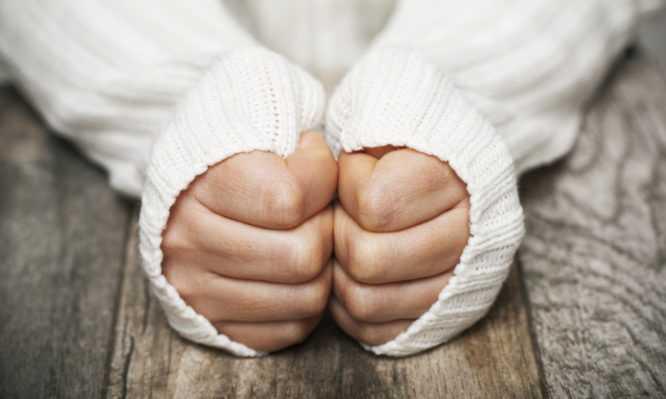 Κρύα χέρια: Οι πιθανές σοβαρές αιτίες και πότε πρέπει να πάτε στο γιατρό!!! 1