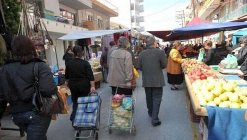 Ενημέρωση για την λειτουργία της λαϊκής αγοράς Πτολεμαΐδας (8/4/2020).