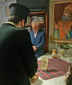 Πτολεμαϊδα :Με τις ευλογίες του Πατέρα Ιωάννη Τσιμπασίδη ο Αγιασμός της Θρακικής Εστίας 24