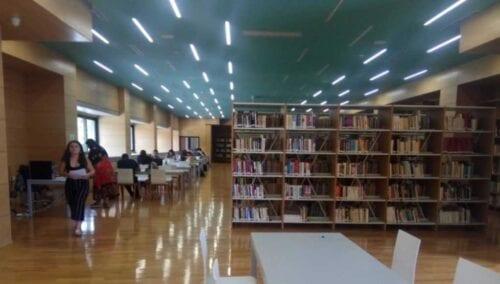 Κοζάνη: Εγκαίνια του κτιρίου της Κοβενταρείου Δημοτικής Βιβλιοθήκης Κοζάνης- Στις 10 Οκτωβρίου η τελετή παρουσία του Προέδρου της Δημοκρατίας Προκόπη Παυλόπουλου 1