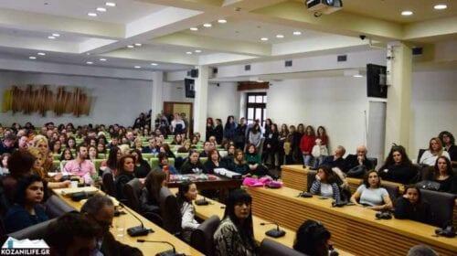Πραγματοποιήθηκε με επιτυχία η εκδήλωση του Συλλόγου Ιδιοκτητών Κέντρων Ξένων Γλωσσών Palso στην Κοζάνη (βίντεο-φωτό) 1