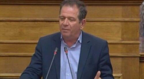 """Μίμης Δημητριάδης : """"Διαχωρισμός Διοίκησης Νοσοκομείων Μποδοσάκειο-Μαμάτσειο"""" 1"""