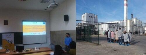 Πραγματοποίηση Διαπεριφερειακής συνάντησης των εταίρων του έργου BIOECO RDI στο Ζάγκρεμπ 1
