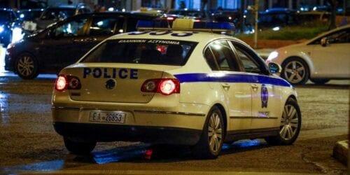 Άμεση σύλληψη τριών ατόμων για κλοπή σε Ιερό Ναό σε περιοχή των Γρεβενών