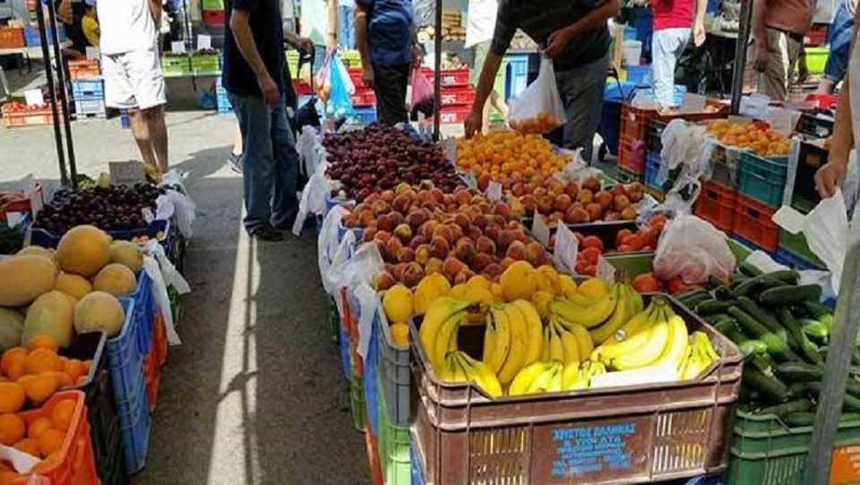Ενημέρωση για την λειτουργία της λαϊκής αγοράς Πτολεμαΐδας.