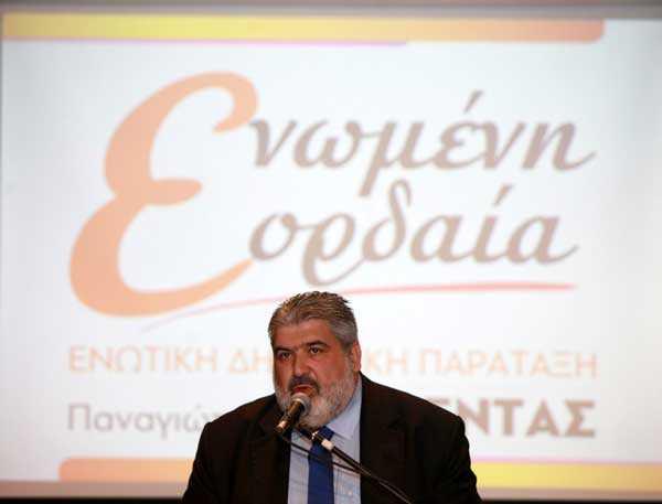 Παν. Πλακεντάς: Κέντρο Πολιτικής Προστασίας και υποδοχή επενδύσεων στην πρώην ΑΕΒΑΛ