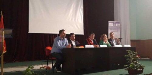 Στo Τεπελένι και στο Αργυρόκαστρο της Αλβανίας πραγματοποιήθηκε η δεύτερη συνάντηση εργασίας του έργου TACTICAL TOURISM 11