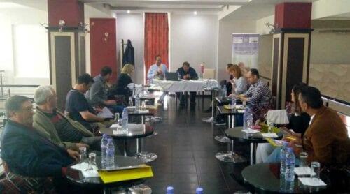 Στo Τεπελένι και στο Αργυρόκαστρο της Αλβανίας πραγματοποιήθηκε η δεύτερη συνάντηση εργασίας του έργου TACTICAL TOURISM 14