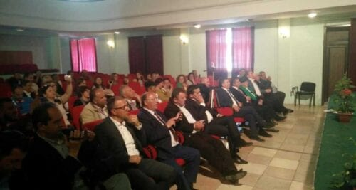 Στo Τεπελένι και στο Αργυρόκαστρο της Αλβανίας πραγματοποιήθηκε η δεύτερη συνάντηση εργασίας του έργου TACTICAL TOURISM 13