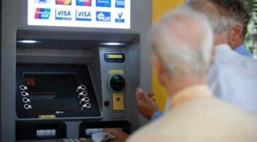 Με χρέωση «φωτιά» οι αναλήψεις από ATM άλλης τράπεζας-Πόσο θα κοστίζουν 1