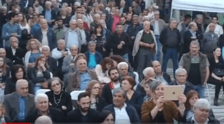 eordaialive.com: Σκληρή κριτική στον Παναγιώτη Πλακεντά από την Αθηνά Τερζοπούλου (δείτε ολόκληρη την κεντρική ομιλία) 1