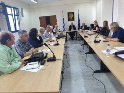 2η συνεδρίαση της «Επιτροπής Κατανομής Περιουσίας του καταργούμενου  Δήμου Σερβίων-Βελβεντού» 1