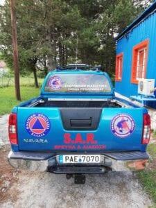 ''Μέγας Αλέξανδρος'' ονομάστηκε το φορτηγάκι (4Χ4) που απέκτησε η Εθελοντική Διασωστική Ομάδα Πτολεμαΐδας (φωτογραφίες) 5