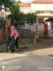 Mας άρεσε!! Εθελοντές αναμόρφωσαν το πάρκο επί της οδού Μεσουπόλεως στην Πτολεμαΐδα!! (φωτογραφίες) 77