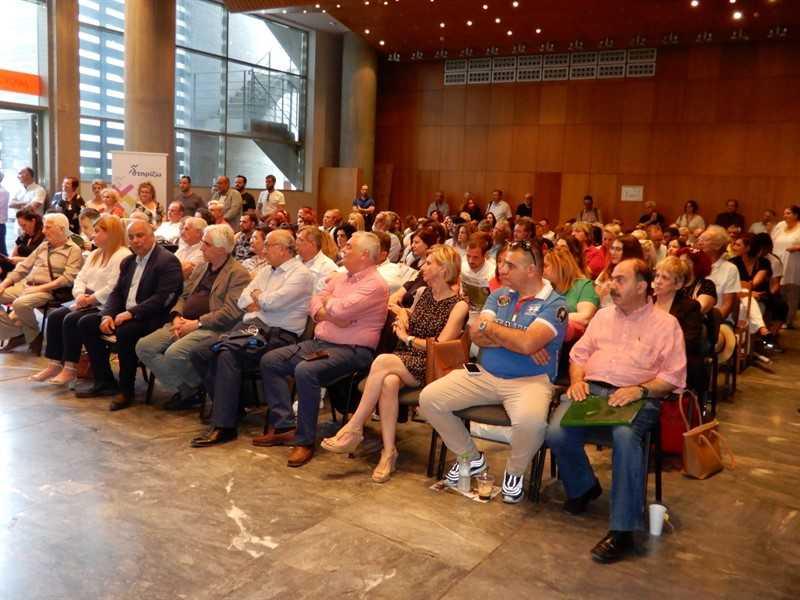 Ο Σύλλογος Γρεβενιωτών Κοζάνης Ο ΑΙΜΙΛΙΑΝΟΣ στην παρουσίαση του προγράμματος ΔΗΜΙΟΥΡΓΩ του Υπουργείου Μακεδονίας Θράκης. 16