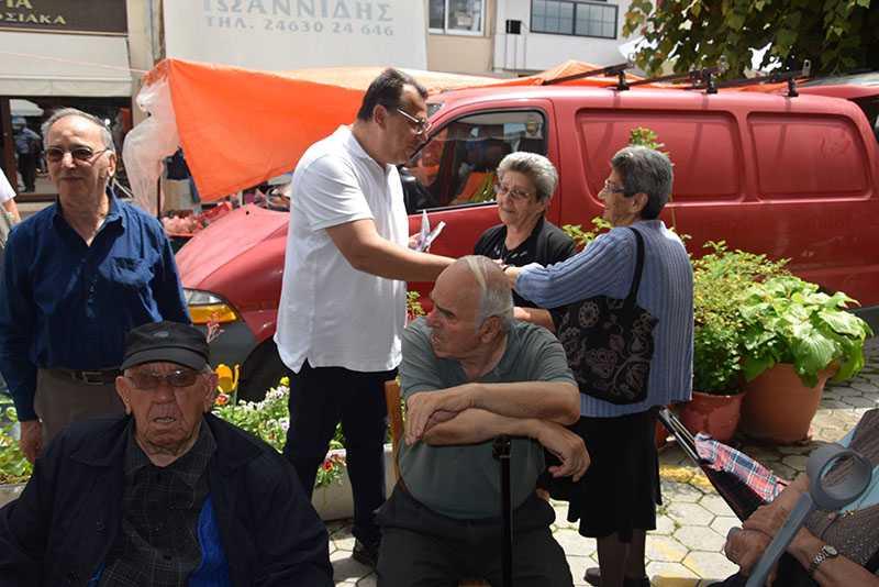 Eordaialive.com: επίσκεψη υποψηφίων βουλευτών στη λαϊκή αγορά Πτολεμαΐδας (βίντεο-φωτό) 30