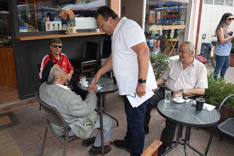 Eordaialive.com: επίσκεψη υποψηφίων βουλευτών στη λαϊκή αγορά Πτολεμαΐδας (βίντεο-φωτό) 25