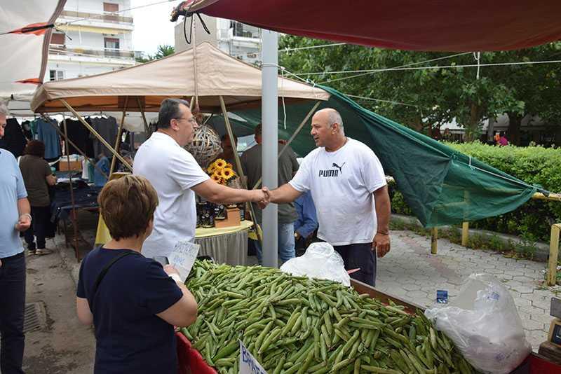 Eordaialive.com: επίσκεψη υποψηφίων βουλευτών στη λαϊκή αγορά Πτολεμαΐδας (βίντεο-φωτό) 21