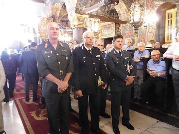Εορτασμός της «Ημέρας Τιμής των Αποστράτων της Ελληνικής Αστυνομίας» (φωτό) 12