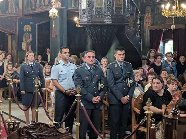 Εορτασμός της «Ημέρας Τιμής των Αποστράτων της Ελληνικής Αστυνομίας» (φωτό) 9