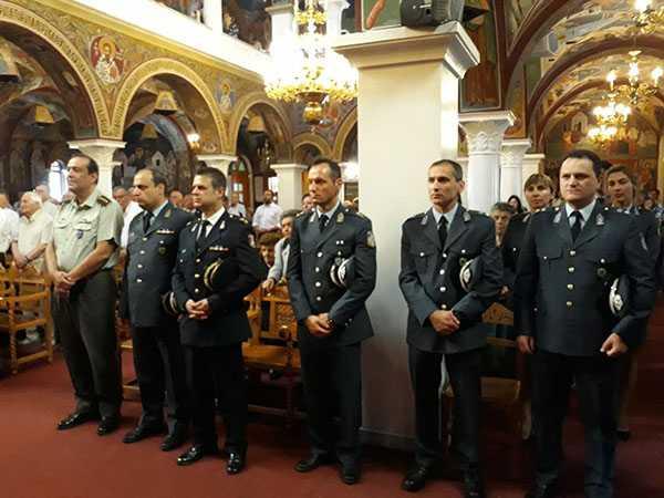 Εορτασμός της «Ημέρας Τιμής των Αποστράτων της Ελληνικής Αστυνομίας» (φωτό) 7