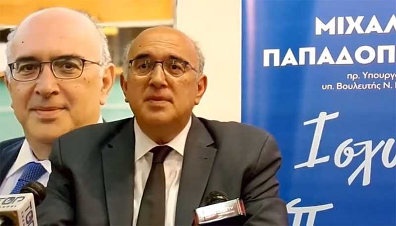 M. Παπαδόπουλος ‹‹Ενισχύεται η αγορά εργασίας με διεύρυνση και επέκταση νέων μέτρων υπέρ εργαζομένων και ανέργων››
