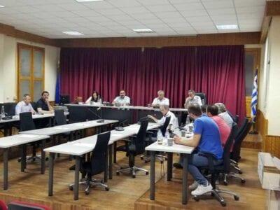 Συνεδρίαση του Δ.Σ. του Επιμελητηρίου Κοζάνης στα Σέρβια (φωτό-βίντεο) 2