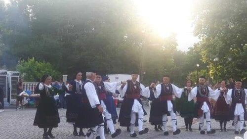 """H θωμαή Ζαρκοδήμου για τη """"Γιορτή Τσαγιού"""" στη Μεταμόρφωση Κοζάνης. 11"""