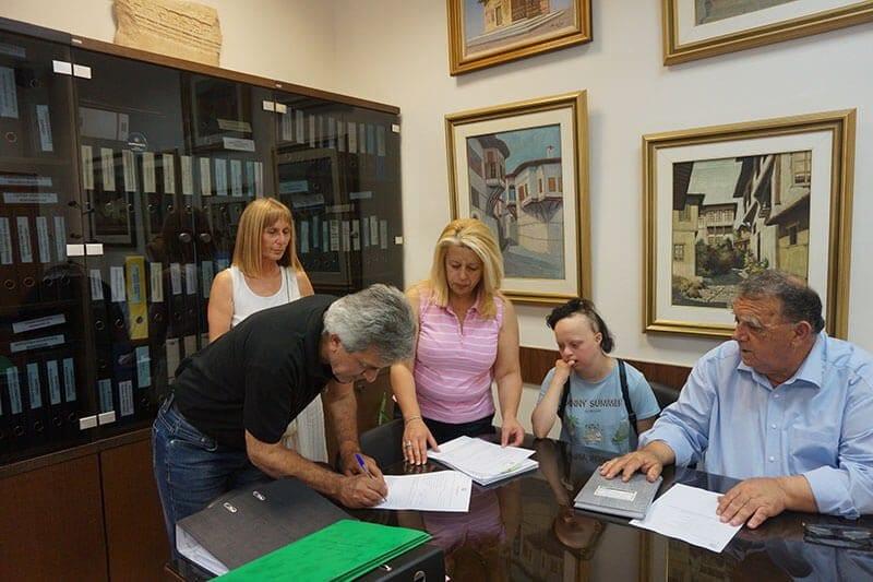 Καστοριά: Απονομή υποτροφίας του κληροδοτήματος «Ζήση Παπαλαζάρου» 1