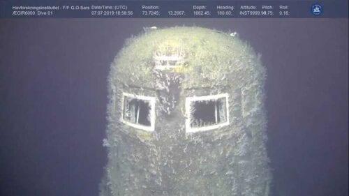 νορβηγία: ανιχνεύθηκε στη θάλασσα ραδιενέργεια 100.000 φορές άνω του ορίου 10