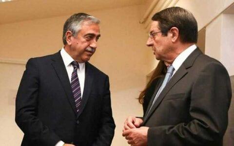 Πρόταση Ακιντζί στον Ν. Αναστασιάδη για δημιουργία κοινής επιτροπής για υδρογονάνθρακες 1