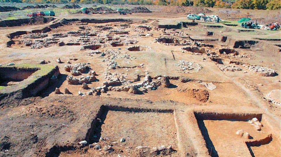 Βρέθηκε βλήμα Β΄Παγκοσμίου πολέμου σε αρχαιολογική ανασκαφή στη Μαυροπηγή 1