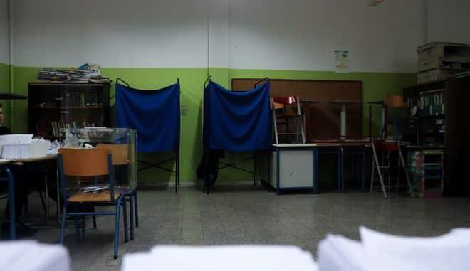 Εκλογές 2019: Αποχή που αγγίζει το 93% στις επαναληπτικές εκλογές στα Εξάρχεια 1