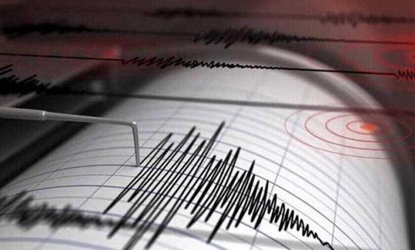 Σεισμός αισθητός στη Θεσσαλονίκη 1
