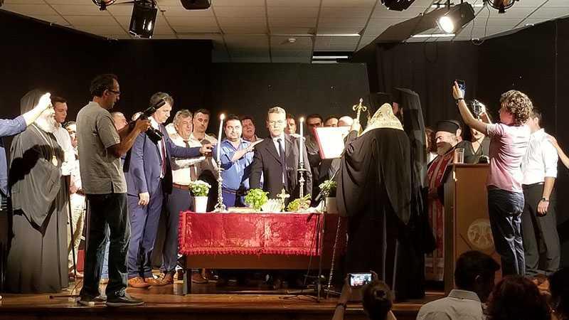 Κοζάνη: Ορκίστηκε το νέο Δημοτικό Συμβούλιο με Δήμαρχο τον Λάζαρο Μαλούτα 3